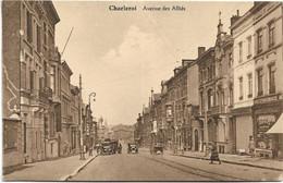 Charleroi  *  Avenue Des Alliés - Charleroi