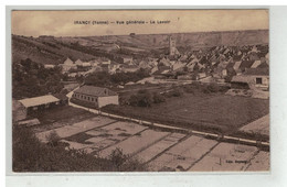89 IRANCY #19160 VUE GENERALE LE LAVOIR - Andere Gemeenten