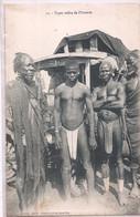 CPA - Types Mâles De L'Atacera - Benin - Benin