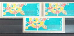 Portugal - 1995 - MNH As Scan - ATM Labels - Chikens (#10) - 3 Labels - ATM/Frama Labels