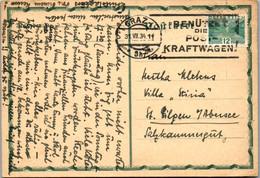 5510  - Postkarte Graz Nach St. Gilgen - Gelaufen 1934 - Storia Postale