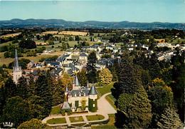 19 - Seilhac - Le Château Et Le Bourg, Vus Du Ciel - Vue Aérienne - Carte Neuve - CPM - Voir Scans Recto-Verso - Other Municipalities