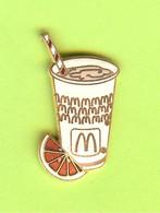 Pin's Mac Do McDonald's Breuvage À L'Oranges - 2O28 - McDonald's