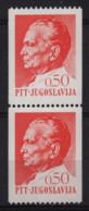 2455 Yugoslavia 1969 Definitive-Tito MNH - Unused Stamps