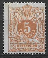 OBP28A T.15, Postfris** (zie Scan) - 1869-1883 Leopold II