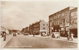 ANGLETERRE - BOREHAM WOOD - SHENLEY ROAD - COMMERCES - CARTE PHOTO - Hertfordshire