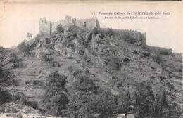 03-LE CHATEAU DE CHOUVIGNY-N°2226-G/0065 - Altri Comuni