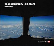 Ross Dependency  Aircraft 2018 Presentation Pack (set, Sheet, FDC) / Aviation Série/bloc/Premier Jour Dans Une Pochette) - Colecciones & Series