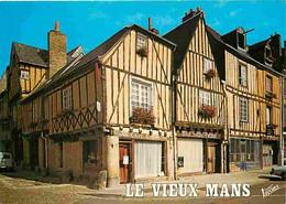 72 - Le Mans - Le Vieux Mans : La Rue Saint-Honoré - CPM - Voir Scans Recto-Verso - Le Mans