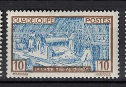 Guadeloupe 1928, Mi. # 100 **, MNH - Unused Stamps