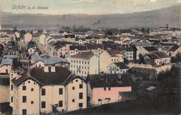 URFAHR A D DONAU AUSTRIA~PANORAMA VIEW~1908 JOH. BRUNTHALER PHOTO POSTCARD 51597 - Other