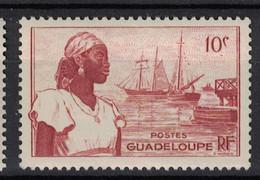 Guadeloupe 1947, Mi. # 214 **, MNH - Ongebruikt