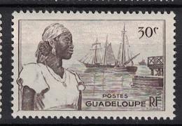 Guadeloupe 1947, Mi. # 215 **, MNH - Ongebruikt