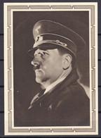 Deutsches Reich - 1938 - Propagandakarte - Adolf Hitler Uniform - Ungebr. - Stamped Stationery