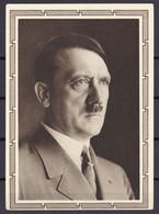 Deutsches Reich - 1938 - Propagandakarte - Adolf Hitler Portrait - München Hauptstadt Der Bewegung - Sonderstempel - Stamped Stationery