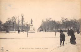 93 - LE RAINCY - Rond Point De La Mairie - Le Raincy