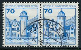 BERLIN DS BURGEN U. SCHLÖSSER Nr 538 Gestempelt WAAGR PA X900F0E - Gebruikt