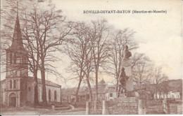 CARTE POSTALE  ANCIENNE ROVILLE DEVANT BAYON - 54 - Other Municipalities