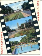 MADAGASCAR - Antsirabe - Gare, Centre Ville, Piscine - Madagaskar