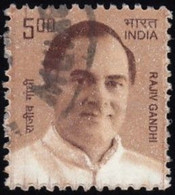 INDIA - Scott #2283 Prime Minister Rsjiv Ghandi (*) / Used Stamp - Used Stamps
