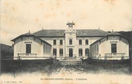 "CPA FRANCE 38 "" Le Grand Lemps, L'Hôpital"" - Other Municipalities"