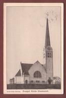 St. Gallen - STRAUBENZELL - Evangel. Kirche - SG St. Gallen