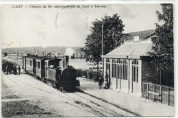 LIART  Chemin De Fer Départemental De Liart à Vervins RV - Andere Gemeenten