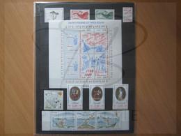 VEND BEAUX TIMBRES DE S.P.M. , ANNEE 1989 + PA , XX !!! (b) - Années Complètes