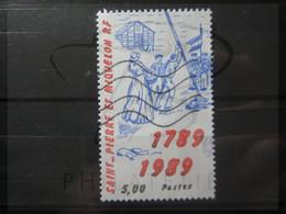 VEND BEAU TIMBRE DE S.P.M. N° 506 !!! - Oblitérés
