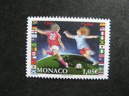Monaco:  TB N° 3192, Neuf XX . - Ungebraucht