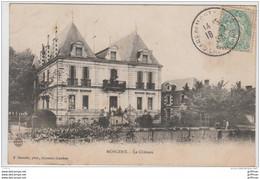 MORCENX LE CHATEAU 1907  TBE - Morcenx