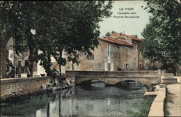 CPA Le Thor Vaucluse, Port Du Douzamont - Other Municipalities