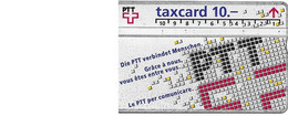 Telecard   Taxe Card 10  Ptt - Telecom Operators