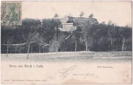 57. Gruss Aus BITSCH I. Lothr. Fort Sebastian. 80151 - Bitche