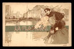 59 - LA FLANDRE - CARTE ILLUSTREE - Unclassified