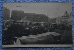 CPA Photo Bertrix Le 11/11/1918 - Oorlog 1914-18