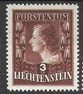 1951 Mh * Liechtenstein (160 Euros) - Unused Stamps