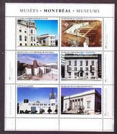 FRANCE TIMBRE. BLOC FEUILLET. ...................CANADA MONTREAL - Otros