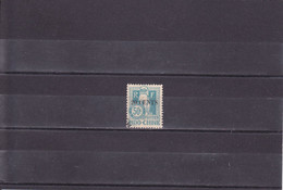 20C SUR 50C BLEU-VERT/OBLITéRé/ N° 26 YVERT ET TELLIER 1919 - Postage Due