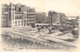 ALGER - Les Nouveaux Quartiers, Boulevard Laferrière - Alger