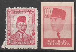 Interim Periode Ned. Indie - Netherlands Indies