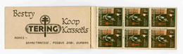 Unused Stamps, South Africa  (Lot 164) - 4 Scans - Hojas Bloque