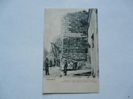 CPA 78 YVELINES - CHATEAUFORT : Ruines De L'ancien Château - Altri Comuni