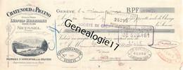 96 2871 SUISSE GENEVE Fromage Emmenthal CHATENOUD PICCINO Succ LEOPOLD HERRMANN De SEYSSEL HAUTE SAVOIE GRUYERE - Cambiali