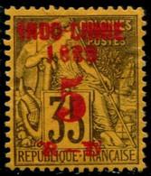 Lot N°A412 Colonies Indochine N°1 Neuf (*) Sans Gomme - Ungebraucht