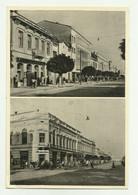 SABAC - SERBIA,  DUE VEDUTE - NV FG - Serbia