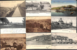 Namur - Lot 21 Cartes (belle Sélection Photo Piron Feldpost Série Artistique Colorisée... Petit Prix) - Namur