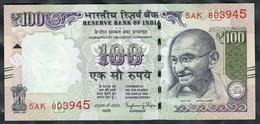 India - 100 Rupees 2015 - Pick 105v - Inde