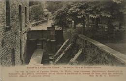 Villiers // Ruines Abbaye De Villiers - Vue Sur La Thyle Et Ancien Moulin 1914 - Villers-la-Ville