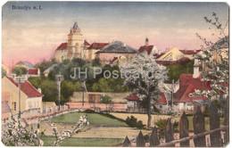 Brandys N L - Old Postcard - Czech Republic - Unused - Czech Republic
